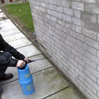 Chemical Damp Proof Course Injection London South